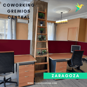 Coworking Gremios Central